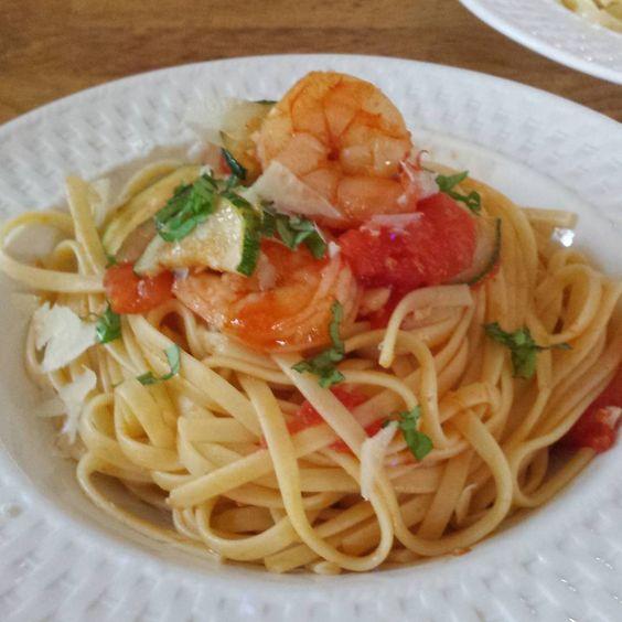 Zucchini Fra Diavolo (Vegetarian & Gluten Free Option: Zucchetti Fra Diavolo)