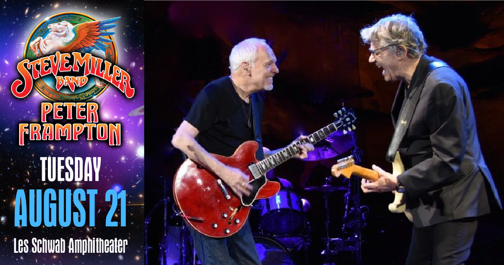 The   Steve Miller Band   and   Peter Frampton   are going back out on the road. They've announced a 10-week, 40-date tour of North America that they're calling an extension of  last year's successful trek .