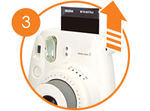 Shoot and obtain pictures instantly.