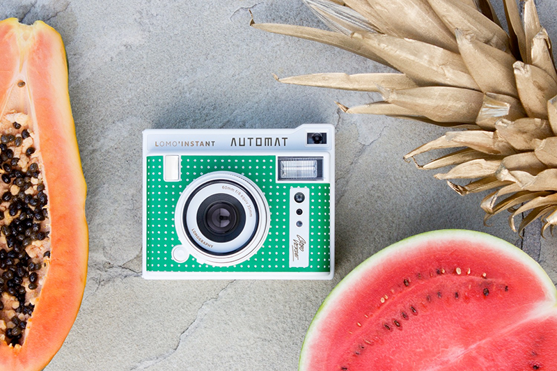 It's going to be something that a lot of photographers may be looking very closely at.   - The Phoblographer    But for its newest release, Lomography has flipped the script by creating its most functional model yet: the Lomo'Instant Automat.   -High Snobiety    As far as instant cameras go, this looks like the real deal.   -Nylon