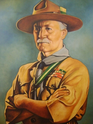 - Lord Baden Powell