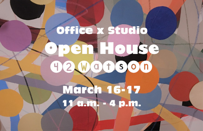 HP office and studio open house
