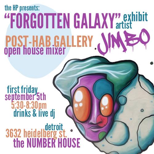 Jimbo Forgotten Galaxy