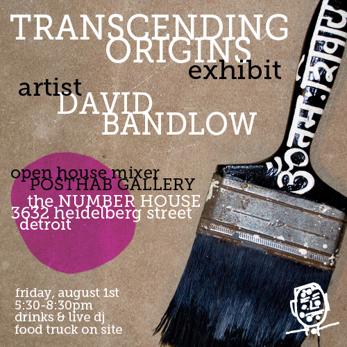 David Bandlow Transcending Origins