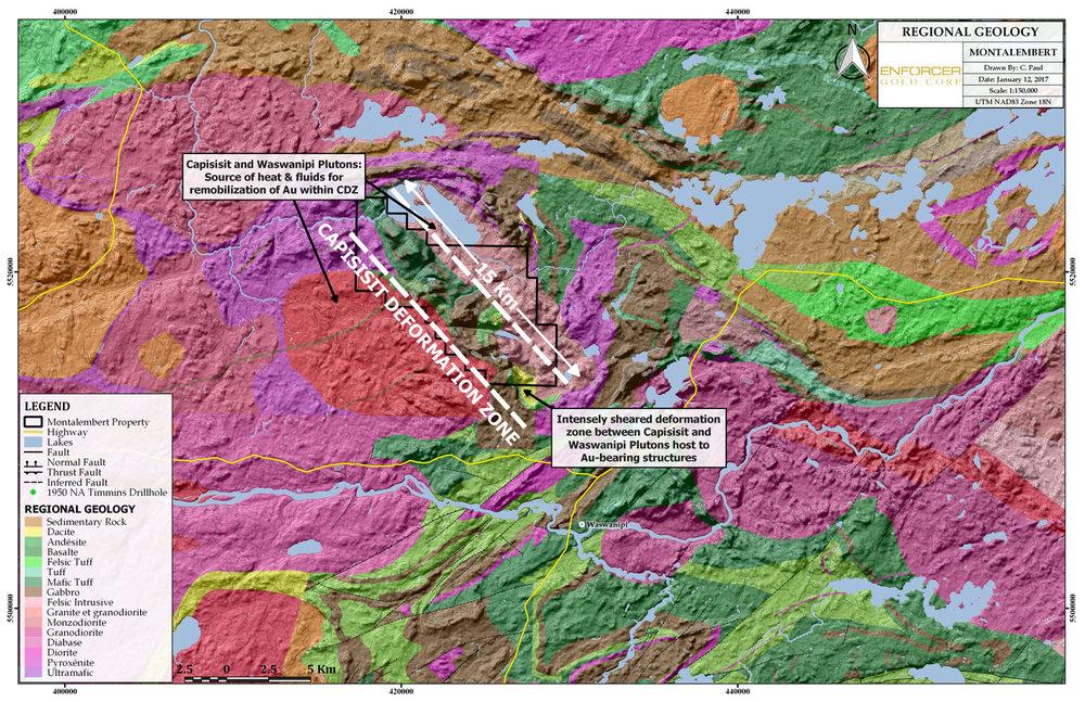 Regional Geology