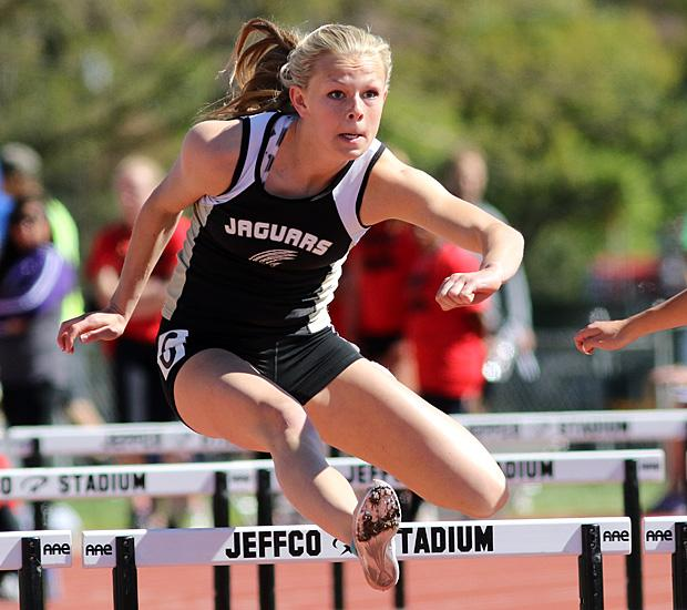 Emily Sloan, Rock Canyon Track & Field