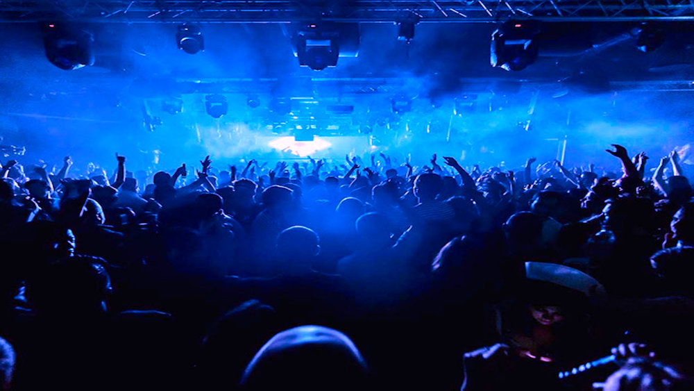 Space in EDM -