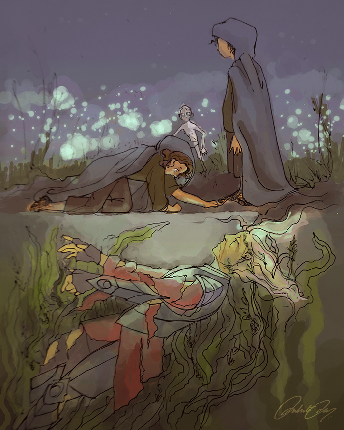 """Dead Marshes"" by Duhi on DeviantArt"