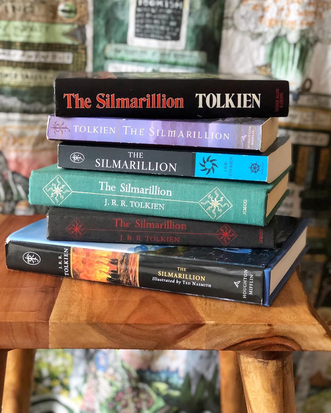 Ainulindalë (The Silmarillion Book Club: Part One) — Tea
