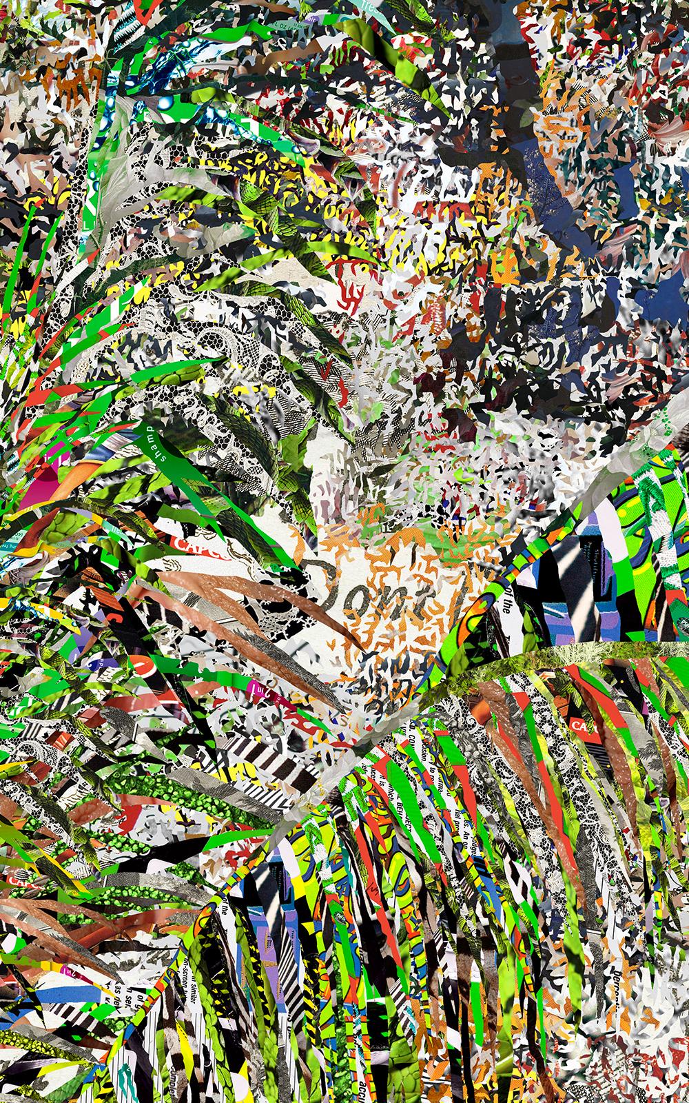 Case Simmons, Simmons & Burke, Sour Apple, Dutchmasters, Kohn Gallery,Pigment Print, Digital Collage,Digital Art, Photoshop Collage, Contemporary Collage, Photoshop Actions, Case Simmons Art, Collage Fine Art, Digital Landscape