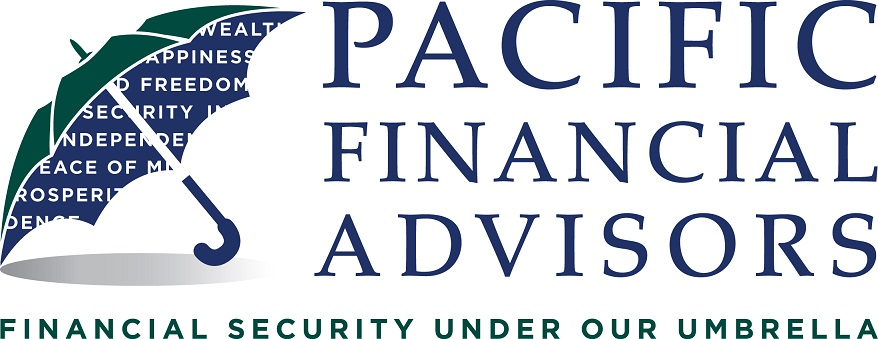 Pacific Financial Advisors Logo
