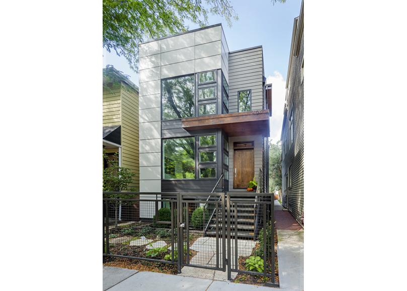 Net Positive Home Chicago, IL | Kipnis Architecture + Planning