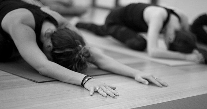 Zen yoga parties -