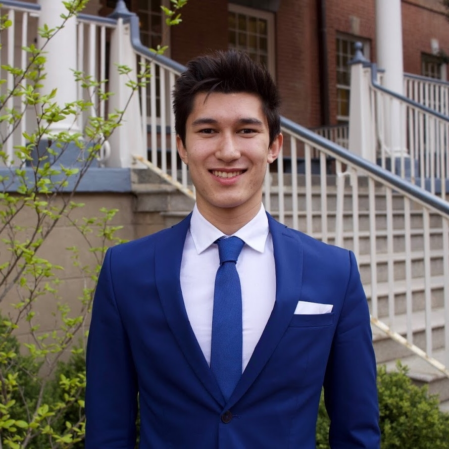 Carlos A., Sophomore  Georgetown University  International Economics