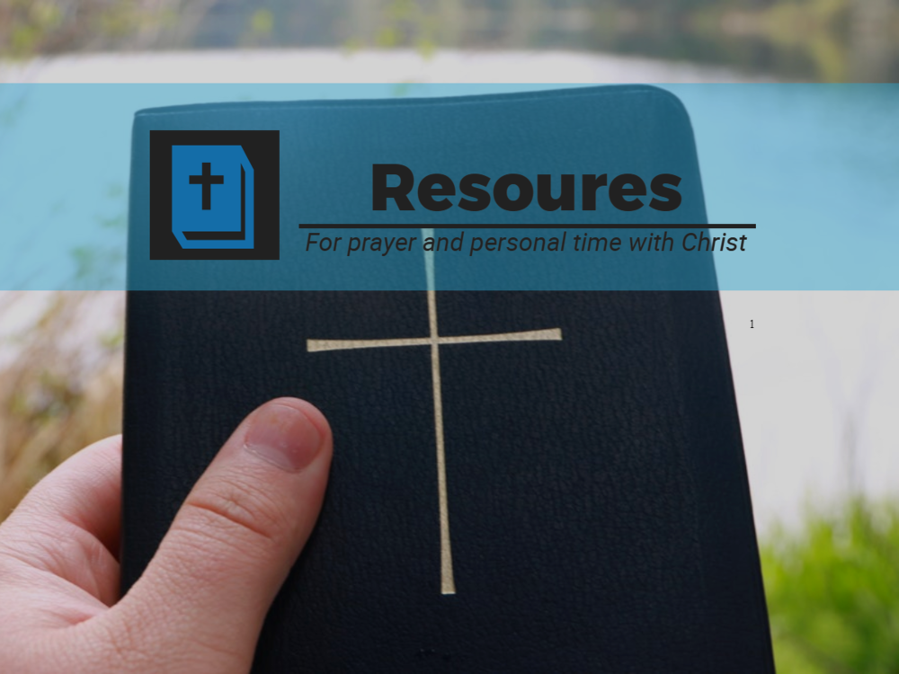 resources for prayer