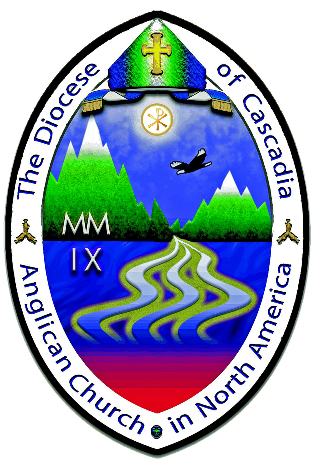 the diocese of cascadia