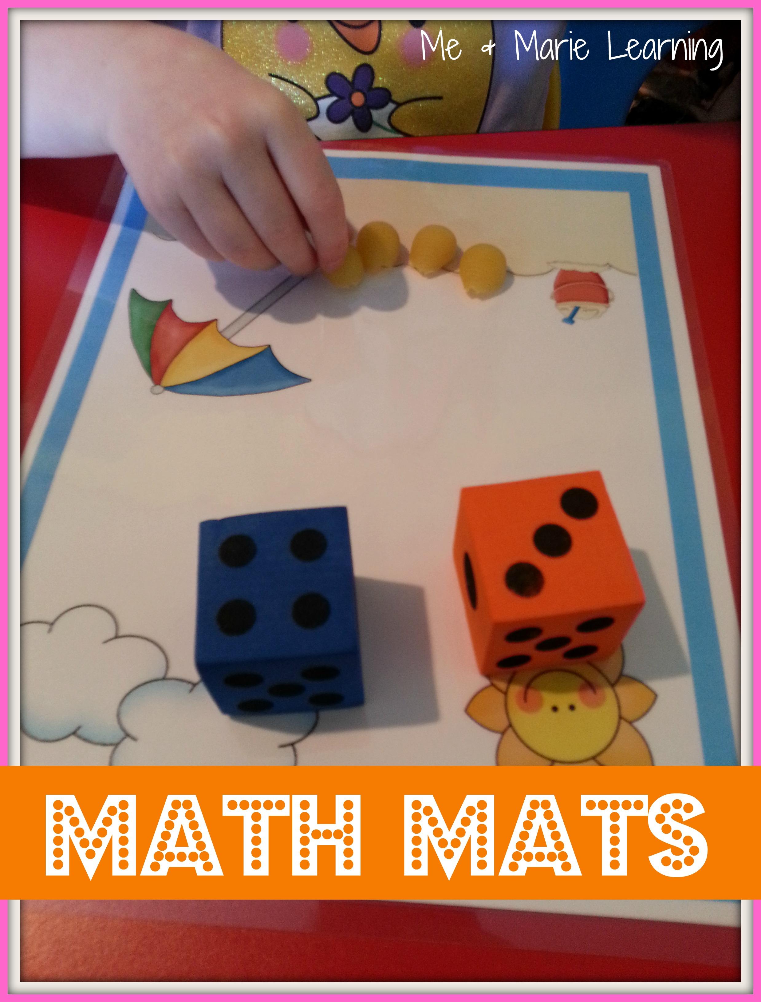 Math Mats 1