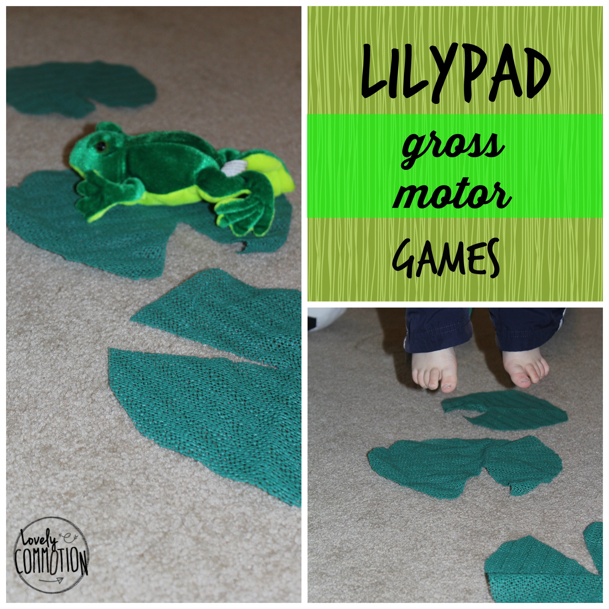 Frog Preschool Activities — Lovely Commotion