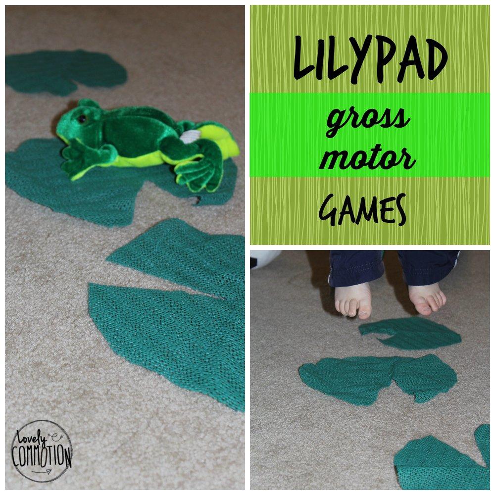 frog games preschool