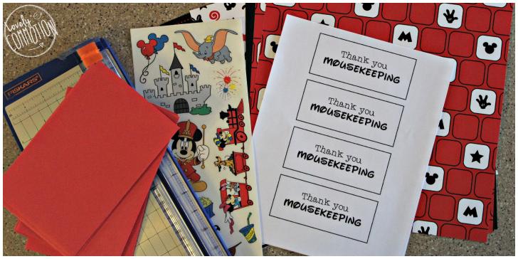 disney mousekeeping tips