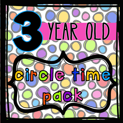 toddler circle time