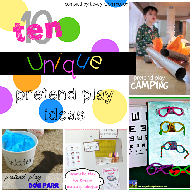 unique pretend play ideas