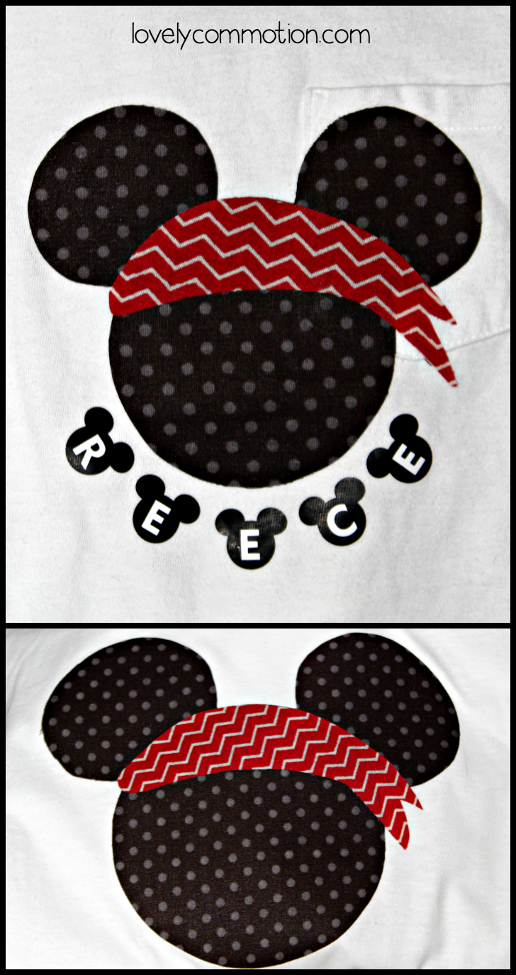 mickey pirate shirt