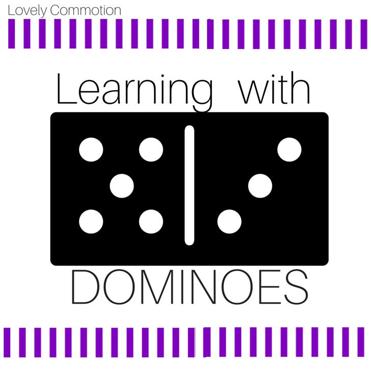 preschool learning dominos