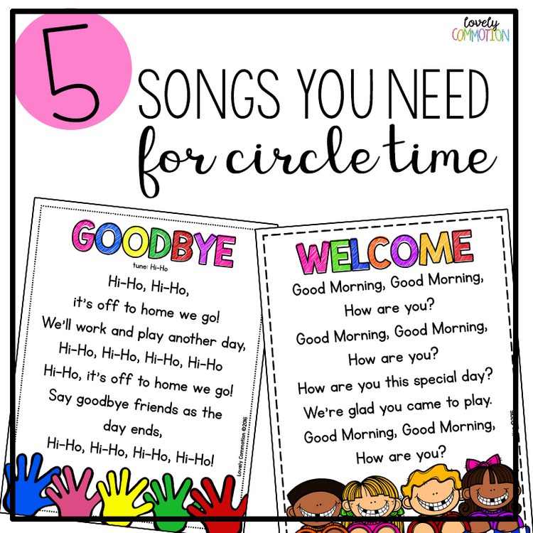 5 songs you need for preschool circle time lovely commotion preschool circle time songs 1 m4hsunfo