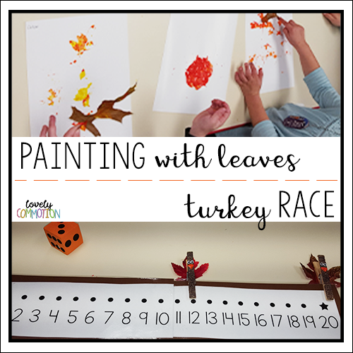 autumn preschool activities 2