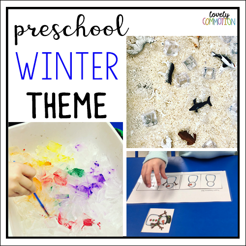 preschool winter theme