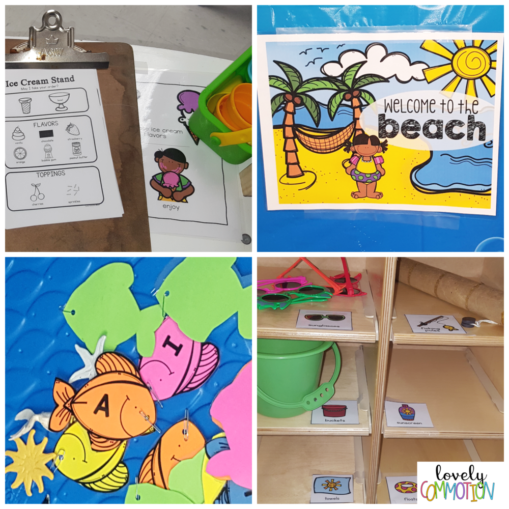 pretend play beach 2