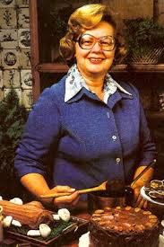 Mable Hoffman — if you have a crock-pot, you've got one of her cookbooks somewhere