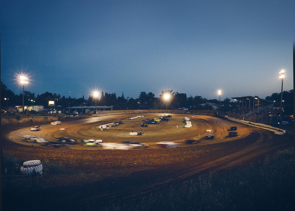 Once known as Hangtown Speedway, Placerville has been racing since 1965.
