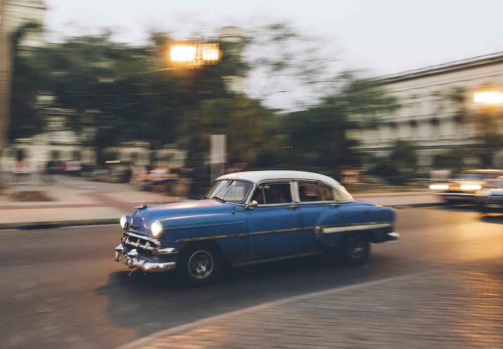 1953 Chevrolet BelAir.