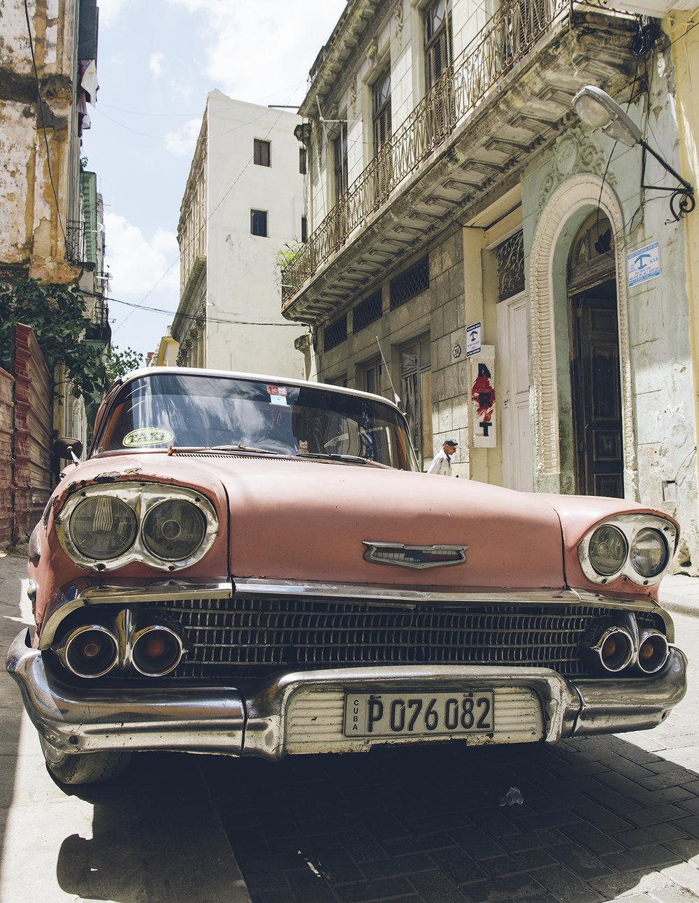 1958 Chevrolet Impala.