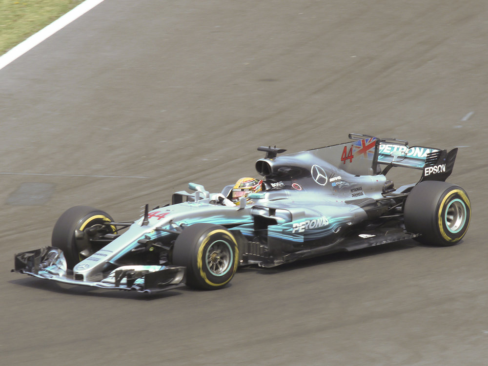 Lewis Hamilton came 9th and clinched his fourth championship with two races to go. He is the most successful British driver in Formula One.