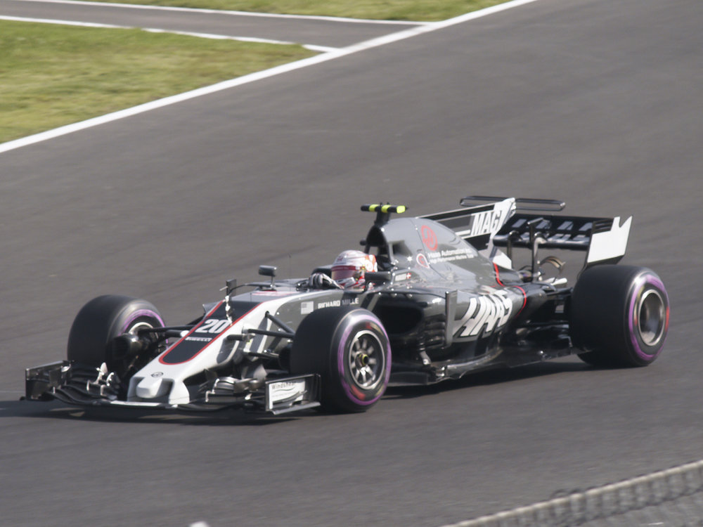Kevin Magnussen and the American Haas team struggled at the back of the pack. The team has a massive growth curve ahead if it is to be competitive.