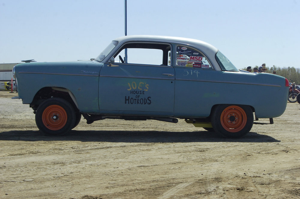 When you think it's just another Henry J, it's probably a Willys…