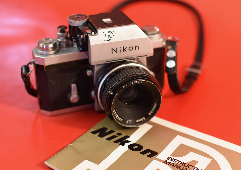 Nikon F — Rust Magazine
