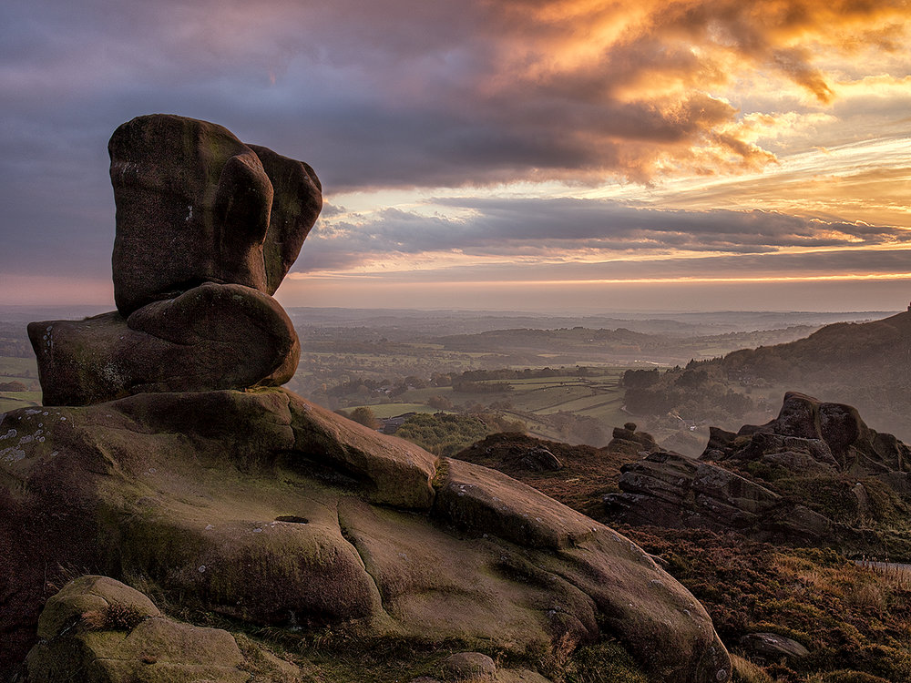 Ramshaw Rocks, Peak District
