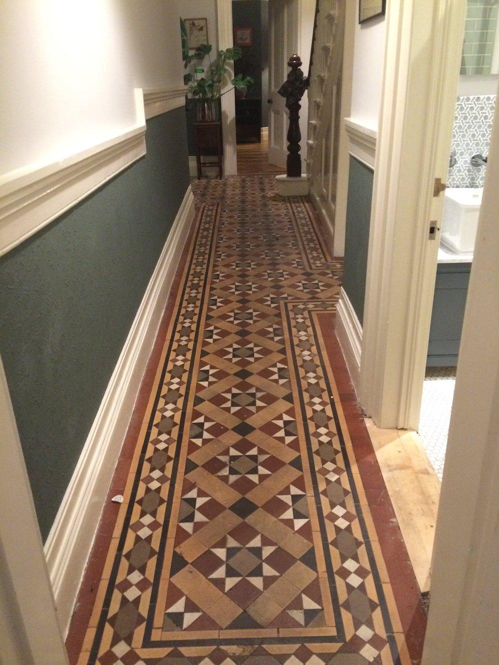 Cyprus hallway before.JPG