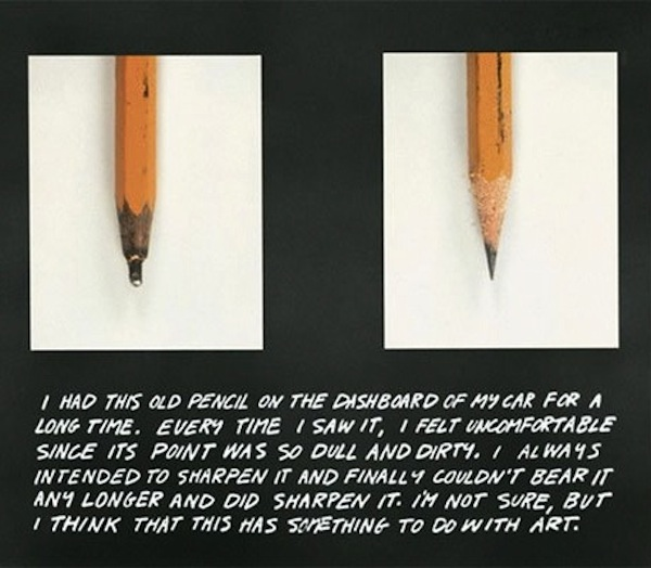 13 john-baldessari-the-pencil-story-1972