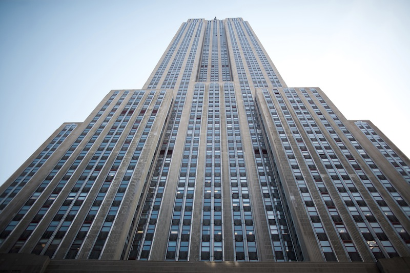 Empire state Building, midtown Manhattan, New York City