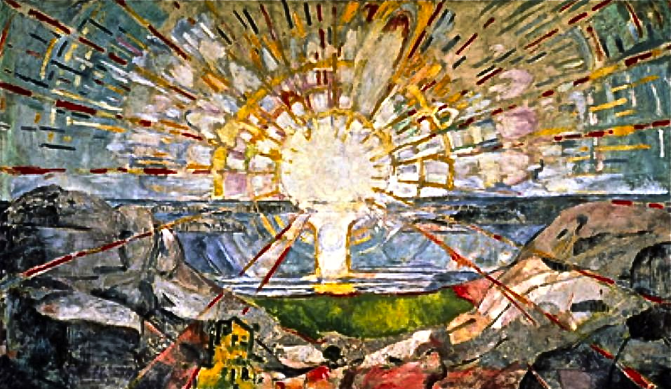 Edvard-Munch-The-Sun