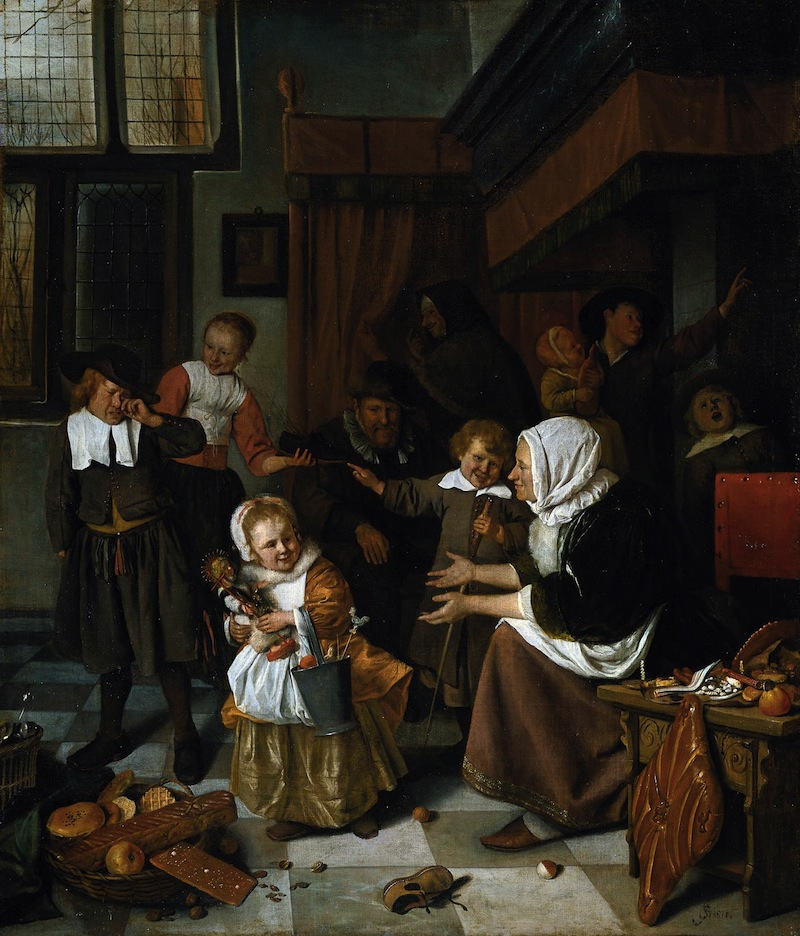 Steen Jan- St Nicholas Feast