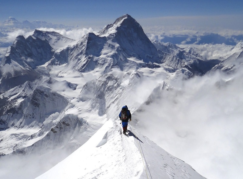 Everest-Ridge