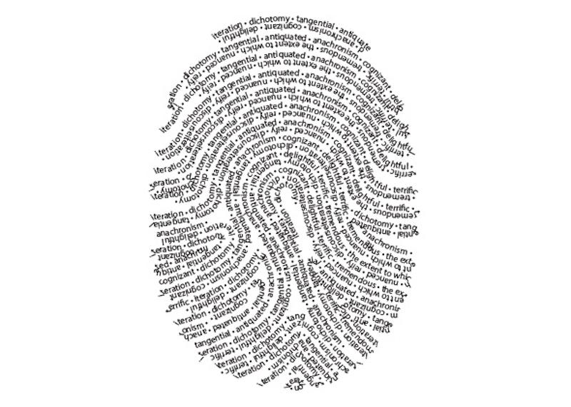 Word Fingerprint