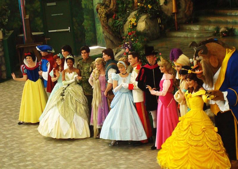 26 Princesses