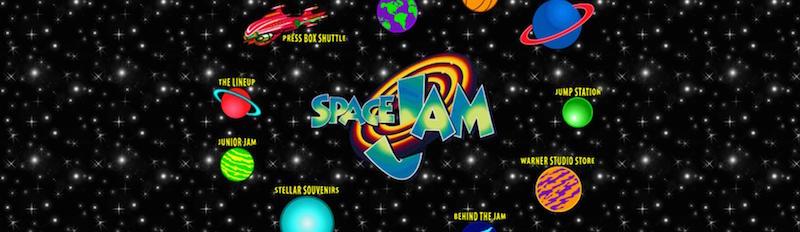 15 Space Jam